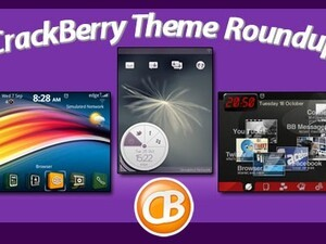 BlackBerry theme roundup - November 29, 2011