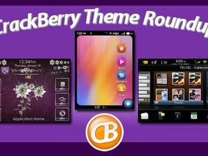 BlackBerry theme roundup - 50 copies of BeBook by Santito95 to be won!