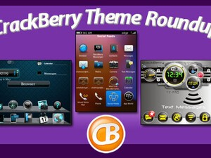 BlackBerry theme roundup - 30 copies of PBX by BBin to be won!