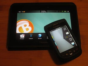 CrackBerry Asks: Do you want themes on the BlackBerry PlayBook?