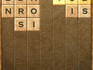 WordStone: A free and addicting word game for the BlackBerry PlayBook