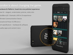 Exclusive: First Image of a BlackBerry 10 Superphone!!