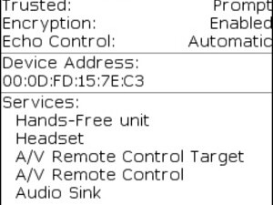 Exclusive: BlackBerry OS 4.3.1 Brings A2DP Stereo Bluetooth Support to BlackBerry Pearl 8100!!