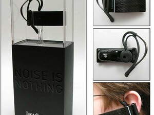Aliph's Jawbone Bluetooth Headset