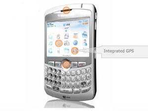 BlackBerry 8310 Curve Coming to AT&T September 24th