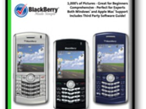 BlackBerry Made Simple for the BlackBerry Pearl Released!
