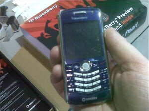Rogers Rumors Coming True - BlackBerry Pearl 8110 and RED BlackBerry Curve 8310