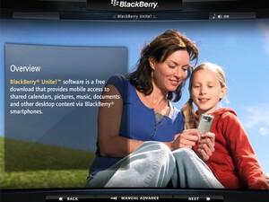 BlackBerry Unite! Demo Launched