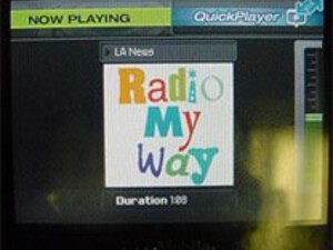 Get Streaming Audio from QuickPlayer for the BlackBerry