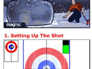 Hurry Hard!!!!  Curling for your BlackBerry