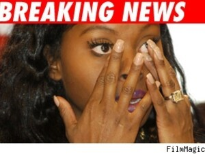Foxy Brown Arrested for Actual BlackBerry Abuse
