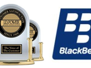 BlackBerry Ranked #1 by J.D. Power and Associates