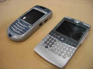 Motorola Q Sneak Peek