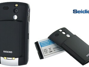 140% More Power! Seidio's Extended 2600mAh Extended Battery for the BlackBerry Curve Packs More Punch.