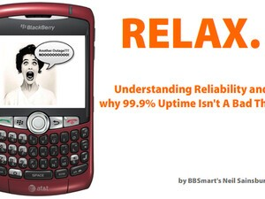 Annoyed by the BlackBerry outage? Read This!