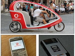 Vodafone BlackBerry 8300 Spotted!