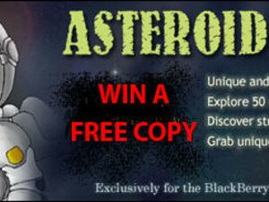 NEW MEMBER CONTEST - Win a Copy of Asteroid Jane!