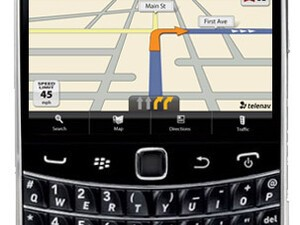 TeleNav GPS Plus now available on most Verizon BlackBerry smartphones