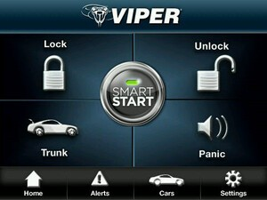 Review: Viper SmartStart Application for BlackBerry Smartphones