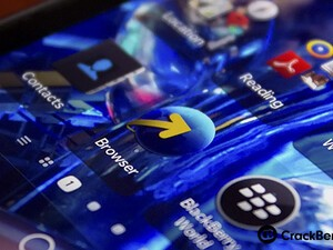 Top 10 tips for the BlackBerry 10 browser