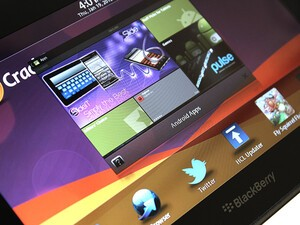 Android Apps that run on the BlackBerry PlayBook will be ad-free