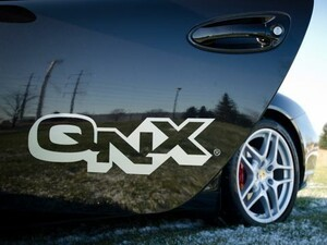 QNX Software Systems Provides New Software-Based Engine Noise Reduction Technology for Automobiles