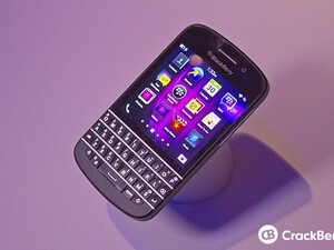 Rogers opens pre-orders for the BlackBerry Q10