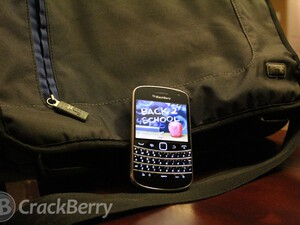 Head back to school with BlackBerry - Accessory Edition