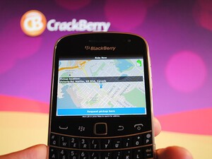GroundLink app now available for BlackBerry smartphones