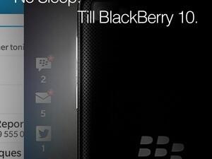 No Sleep Till BlackBerry 10 - a BlackBerry 10 fan song by Lil E