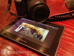 Edit photos on the go with Uber Iris for the BlackBerry PlayBook