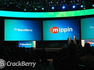 Mippin announces support for BlackBerry and the BlackBerry 10 platform