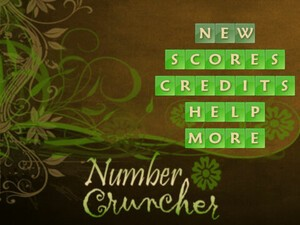 Number Cruncher - An addictive free game for your BlackBerry