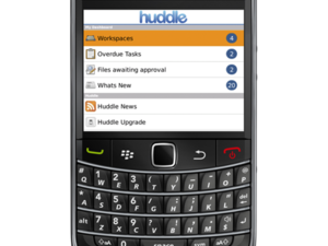 Huddle  - the latest solution to group collaboration, now live in App World