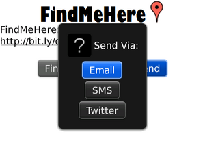 FindMeHere and Textender -Two useful utilities, free until the end of July!