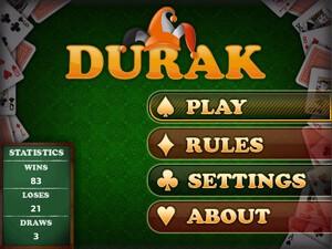 Durak - Fans of card games beware, addictive!