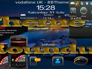 BlackBerry theme roundup for Aug 10th, 2010 - 50 copies of Xis to be won!