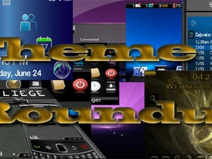 BlackBerry theme roundup for June 28th 2010 - 25 copies of !Design to be won
