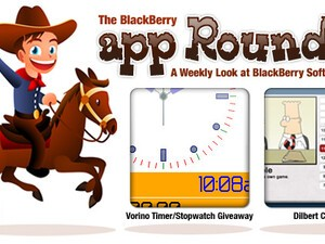 BlackBerry App Roundup for April 16th, 2010; 25 Copies of Vorino Timer & Stopwatch to be Won!