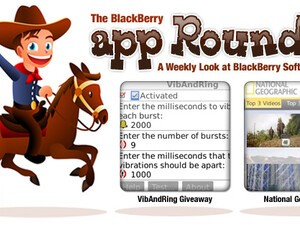 BlackBerry App Roundup for April 23rd, 2010; 25 Copies of VibAndRing to be Won!