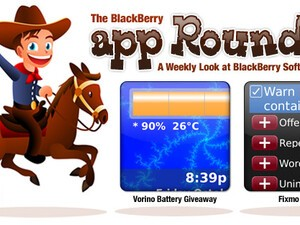 BlackBerry App Roundup for February 19th, 2010; Contest: 50 Copies of Vorino Battery to be Won!