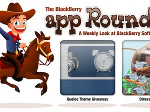 BlackBerry App Roundup for May 21st, 2010; Contest: 25 Copies of the Quelos Theme to be Won!