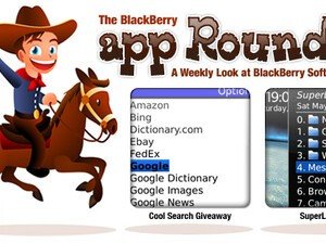 BlackBerry App Roundup for May 7th, 2010; Contest: 25 Copies of Cool Search to be Won!