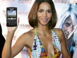 RIM to Launch New Model: The Halle Berry