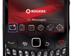 Rogers Officially Launches BlackBerry Curve 8520