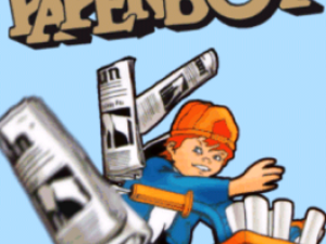 Classic Paperboy Game Hits BlackBerry App World