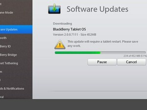 BlackBerry PlayBook OS 2.0 developer beta updated to v2.0.0.7111