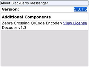 New BlackBerry Messenger 5.0.1.5 Now Available In Beta Zone For Some Users