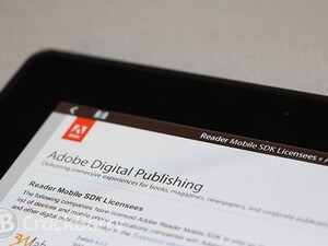 Adobe Reader Mobile SDK now available for the BlackBerry PlayBook and BlackBerry 10
