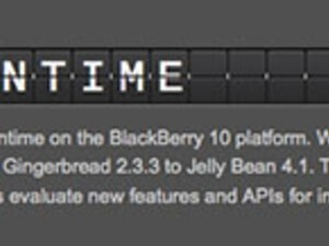 BlackBerry Android runtime to be upgraded to Android 4.1 Jelly Bean